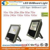 LED Sign Light Billboard Light Ul Cul 10w- 320w
