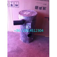 kobelco SK60-6 muffler with tube clamp 8-94247875-0