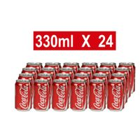 Coca-cola soft drinks 330ml thumbnail image