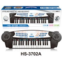 37-key electric piano musical toy
