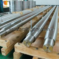 Precision Machined Forging Propeller Drive Shaft