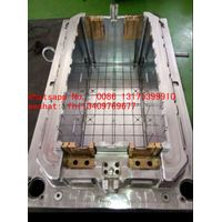 high quality plastic crate mold