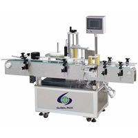 GLB-513D Automatic Labeling machine for bottles with fixed function