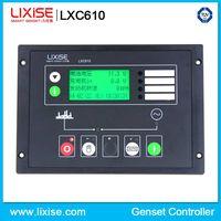LXC610 generator electric motor control panel thumbnail image