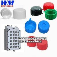 High quality-plastic 5 gallon caps mould,mineral water caps mold,bottle cap molding maker thumbnail image