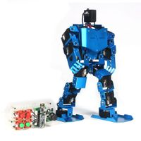Feetech 17 DOF humanoid robot ready to play for education DIY