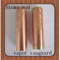copper akuma mod / copper akuma mod clone akuma mechanical mods
