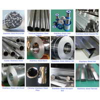 ASTM stainless steel sheet&coil&pipe&bar