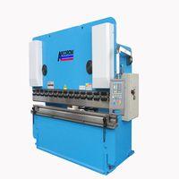 Double Linkage WF67K 80ton 2200 Hydraulic Folding Machine/80TON 3.2meters Bending Machine/Sheet Meta thumbnail image
