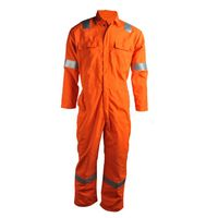 fire resistant protective workwear for industry