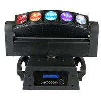5 heads LED BEAM MOVING HEAD
