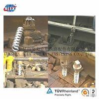 Railway Screw Spike Aluminum spiral for timber sleeper thumbnail image
