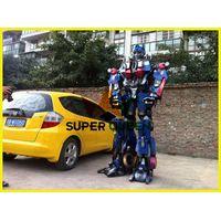 Buy Transformer Costume,Optimus Prime Costume,Full Body Robot Armor