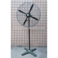 4 aluminum blades industrial fan / stand fan or wall fan / heavy duty big power