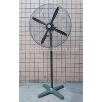 4 aluminum blades industrial fan / stand fan or wall fan / heavy duty big power