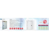 Door System (Hinged Door)