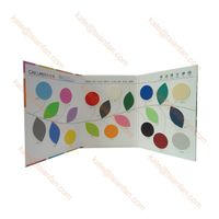 Cardboard Glass Mosaic Tile Sample Binder-PY676 thumbnail image