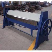 Heavy Hand Folding Machine TDF-1.5X1500
