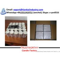 Wax Candle Flameless Tealight Candle Cheaper Wholesale thumbnail image