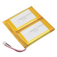 ipad batterie pack for notebook PDA,lipo battery,lithium Polymer battery customize laptop battery thumbnail image