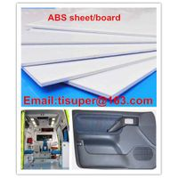 ABS board used for car/bus interior upholstery
