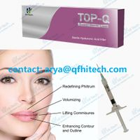 1ml Top-Q hyaluronic acid dermal filler-Derm Line for lip filling