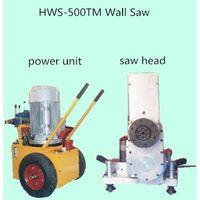 HWS-500TM hydraulic wall saw machine for cutting concrete thumbnail image
