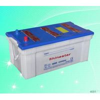 Dry charge Tuck battery -N200-12V200AH