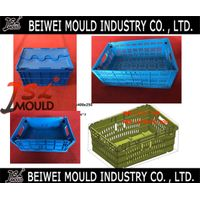 Economy Customized Plastic Folding Container Mould