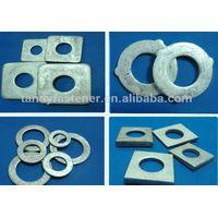 square washer zinc plated thumbnail image