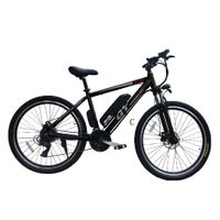 27.5'' mountain ebike with Shimano