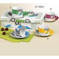 tableware dinnerware porcelain ceramic dinner set coffee tea set cup and saucer mug plate bowl thumbnail image