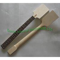 Unfinished paddle headstock electric guitar necks thumbnail image