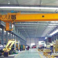 16t double girder magnet bridge overhead crane explosion-proof crane price thumbnail image
