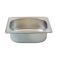 Stainless steel kitchen sink - Rossi Economic - RA31
