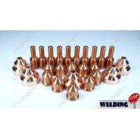 Hypertherm powermax-1250 plasma cutter torch consumables electrode_nozzle 80A shield thumbnail image