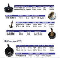 Nec Transducers and Tanks (Japan Origin)