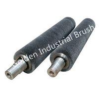 Abrasive Nylon Brush Roller with shaft
