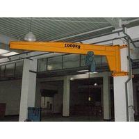 1ton wall mounted jib crane