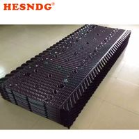 PVC sheet for cooling tower infill/Plastic film PVC Cooling tower fills thumbnail image