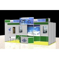 Exhibition booth ( trade show stand, display equipment, exhibition stand)