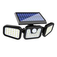 PIR motion sensor Solar Wall Light W532P