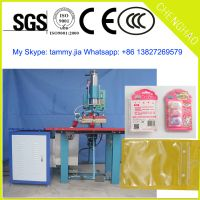 Stationery professional high frequency pvc welding machine