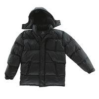 Basic Winter Mens Heavy Padded Jackets