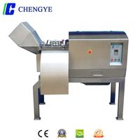 meat cube cutting machine / frozen meat cutting machine / frozen meat cutter thumbnail image