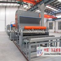 Automatic Welded Wire Mesh Machine( Factory hot selling)