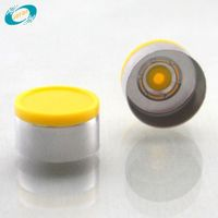 13mm 20mm Flip off Seal Cap with Flush Disc thumbnail image