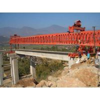 highway and railyway Bridge erection machine
