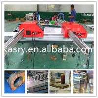 High definition metal processing servo motor portable cnc plasma flame cutting machine
