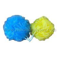 Vietnam nylon mesh bath sponge